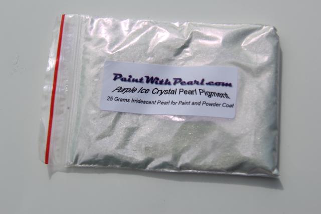 25 gram bag of Purple Crystal Ghost Pearl