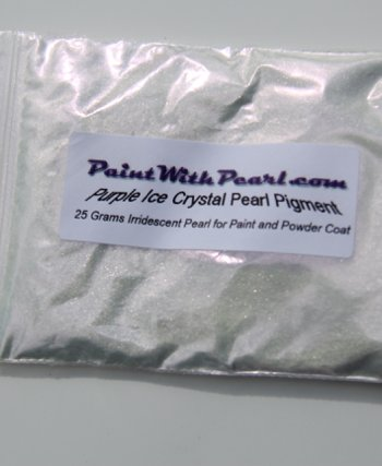 25 gram bag of Purple Crystal Ghost Pearl