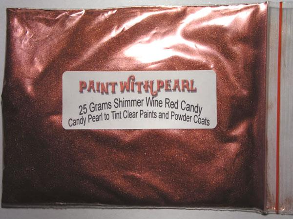 Shimmer-wine-red-bag